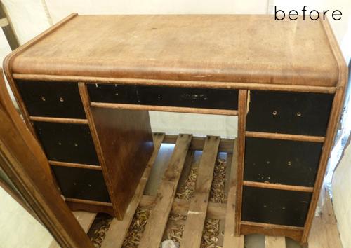 направи сам ремонт на старо бюро
