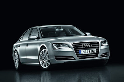 Audi A8 india images