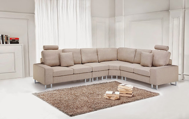 Stockholm by Beliani sectional sofa