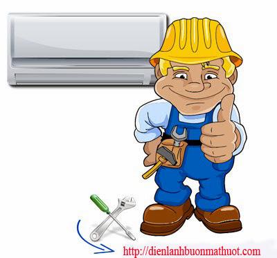 Trung tâm bảo hành sửa chữa điện lạnh Buôn Ma Thuột
