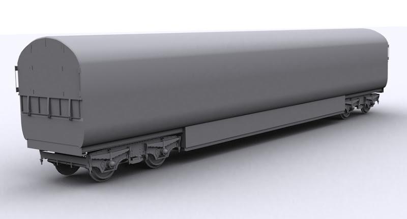 TCV Car Carrier Progress