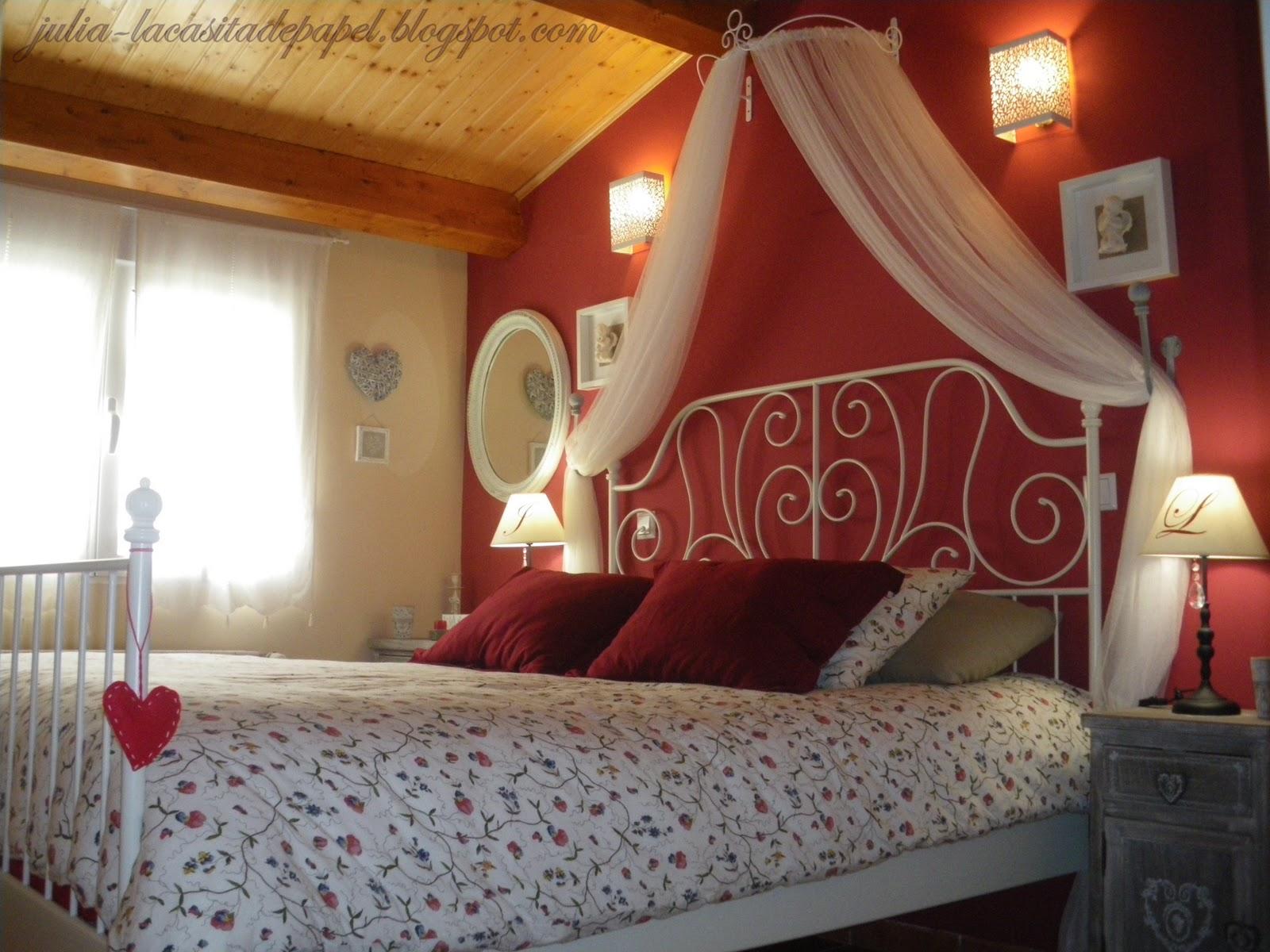La casita de papel dormitorio de la casita del pueblo - La casa sueca decoracion ...