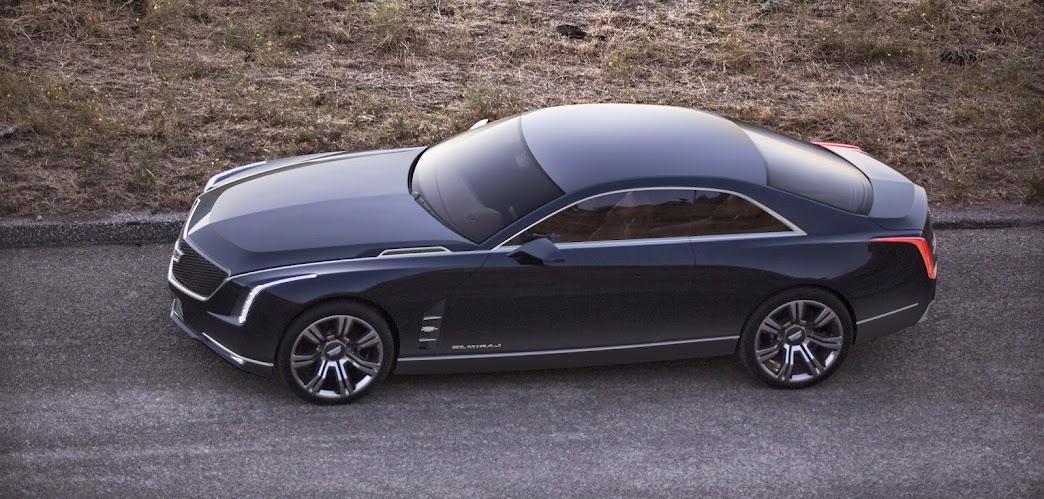 Cadillac Elmiraj Price In Usa >> Cadillac Elmiraj Car Concept Features - 2014 Release Date