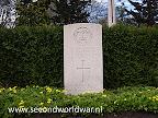 Corporal I.G. Parkinson, The Dorsetshire Regiment, 3rd april 1945, Leeftijd 39, Oosterbegraafplaats Enschede.