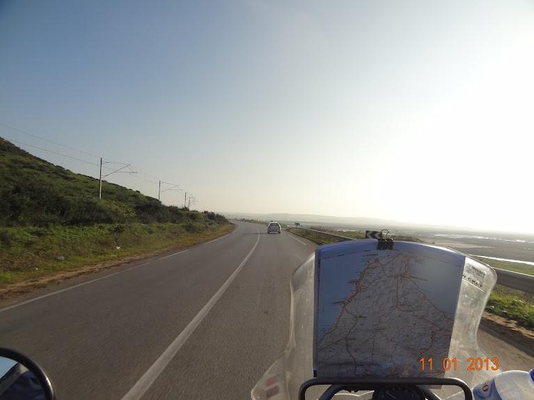 marrocos - Marrocos e Mauritãnia a Queimar Pneu e Gasolina DSC05343