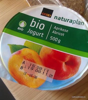 Био-йогурт