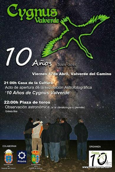 Actividad Cygnus Valverde