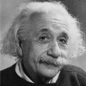 Einstein Smiling
