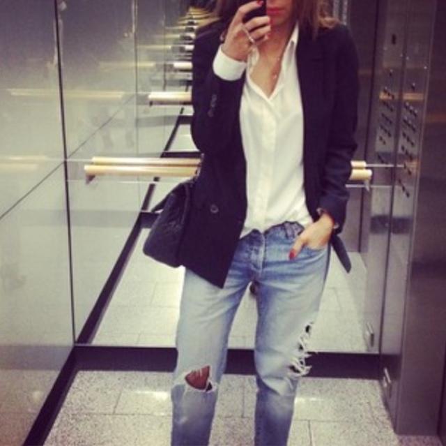 Blazers Elevator: Haus Of Hiria: Sydney Fashion Blogger
