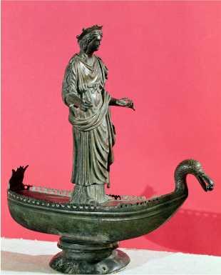 Goddess Sequana Image
