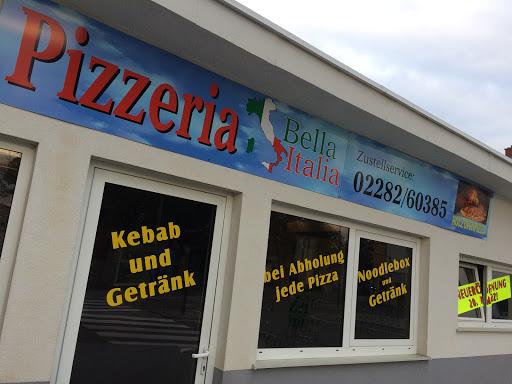 Pizza Bella Italia, Dr.-Wilhelm-Exner-Platz 4, 2230 Gänserndorf, Österreich, Pizzeria, state Niederösterreich