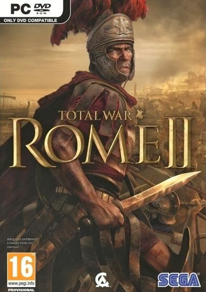 Cover Of Total War: Rome II (2013) Full Latest Version PC Game Free Download Resumable Links at Alldownloads4u.Com
