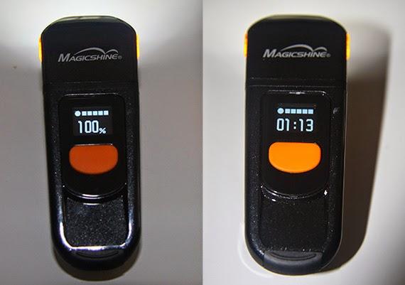 Foco Magicshine Eagle 600 lumens USB