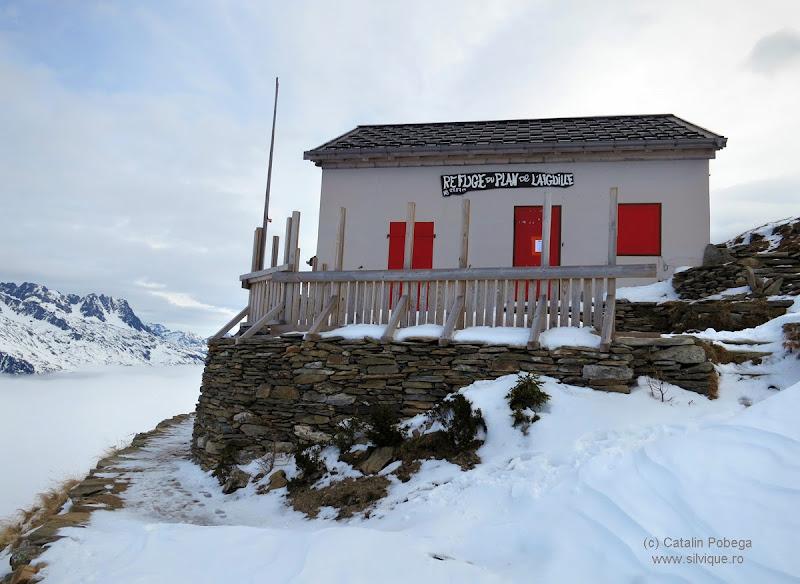 2013.11.27- Aiguille des Pélerins: Rébuffat - Terray