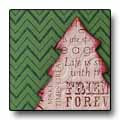 Thumbnail of Friendship Christmas Tree Card
