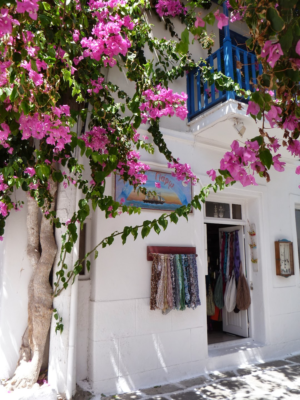 Naoussa - Paros - Greece