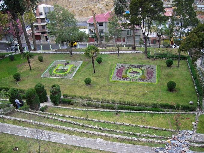 Jardín Botánico de La Paz