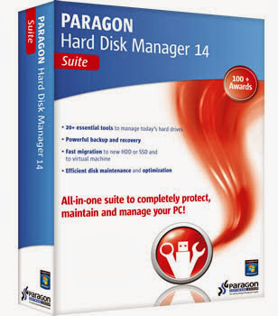 Paragon Hard Disk Manager 14 Suite 10.1.21.334 & Boot Media Builder (Server OS Fixed Installers) - Optimiza tu disco duro