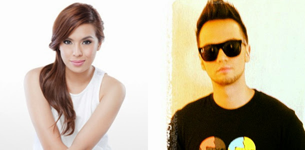 Nikki Gil and Billy Crawford - Sun.Star