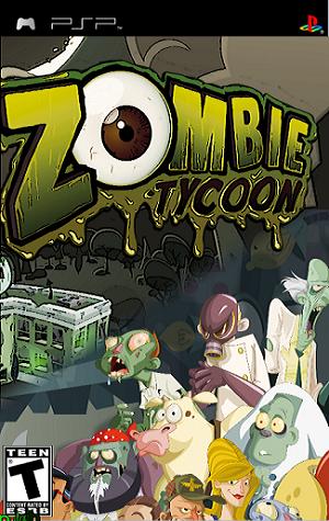 Zombie Tycoon PSP