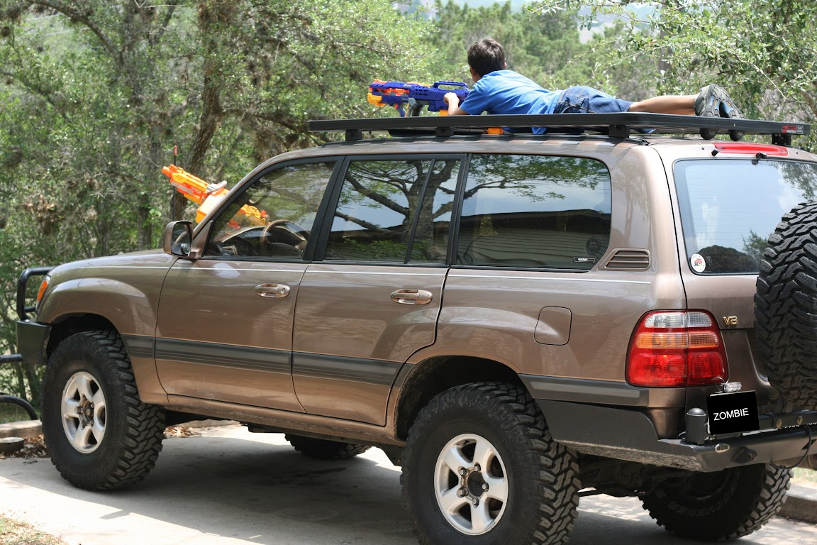 Opinion Best Roof Rack For The Lc80 Why Page 3