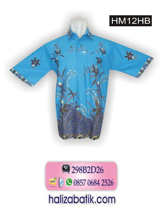baju kerja batik, belanja baju online, macam motif batik
