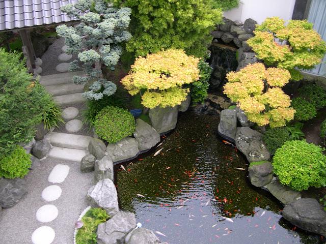 Örnek bahçe düzenlemeleri bahçe dekorasyon modelleri