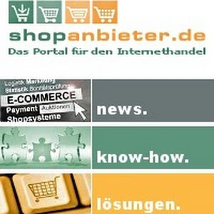 Who is shopanbieter.de?