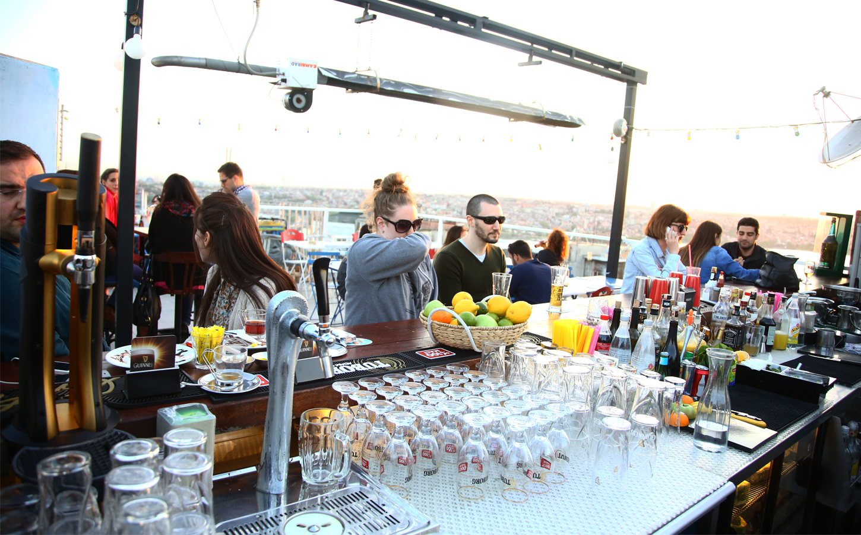 Balkon Asmalimescit Cocktails