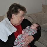 Great-Great Auntie Celia - 5th Feb 13