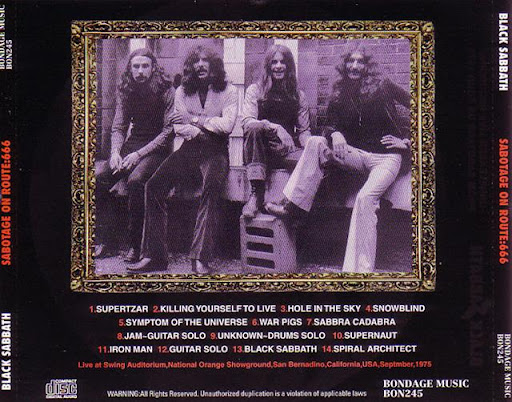 Black Sabbath Sabotage Torrent Free Download