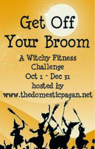 Get Off Your Broom Week 8 Check In And Week 9 Challenge