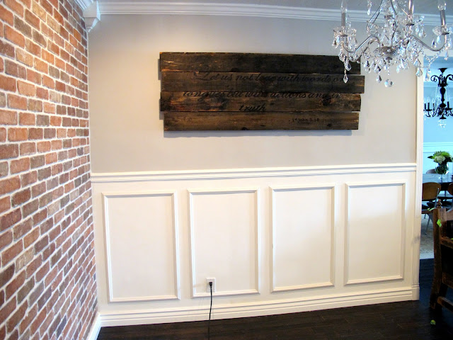How To Install Wainscoting And Chair Rail Dream Book Design