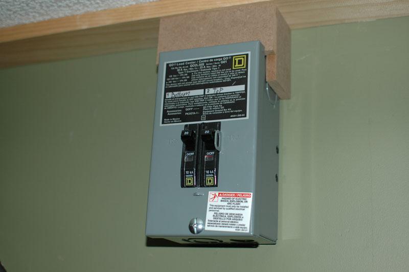Fancy 20 Amp Breaker Box Ornament - Electrical Diagram Ideas - itseo ...