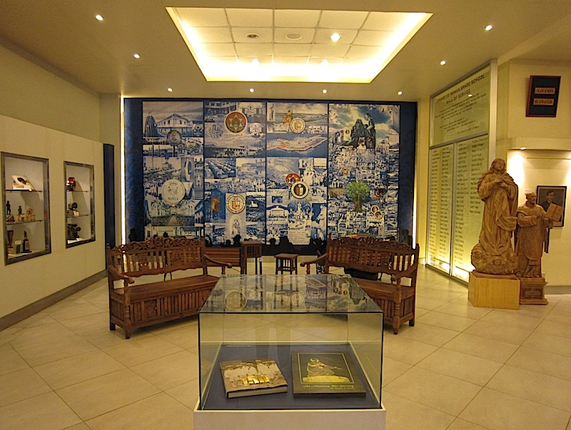 Heritage Room of the Ateneo de Manila Grade School