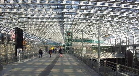 Torino nuova stazione porta susa foto - Pullman torino porta nuova caselle orari ...