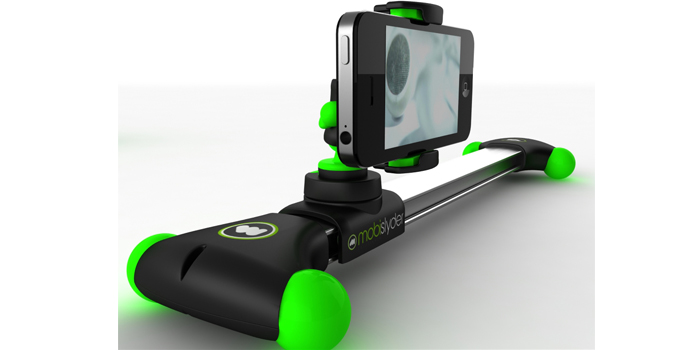 Post image for Mobislyder:Camera Slider