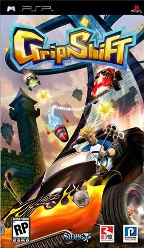 GripShift PSP