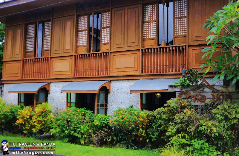 The Traveling Panda: Balay Cena Una: Flavorful Cuisine in an