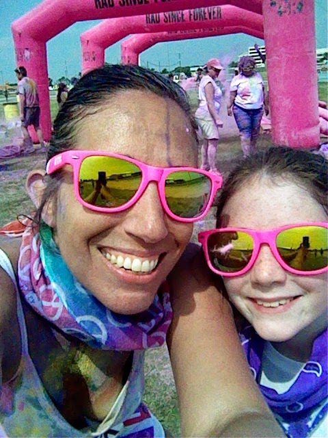 IMAG1451 Another Colorful Time! My Color Me Rad Recap