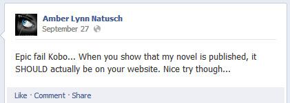 Amber Lynn Natusch Facebook Quote