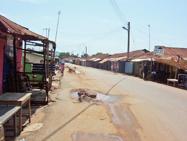 Main Street Somanya