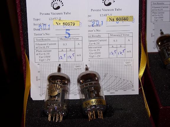Canada Fuller KT88G Gold Pin Vacuum tube 101_5651