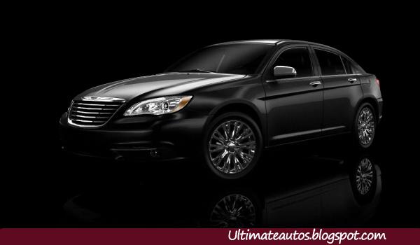 Bon 2011 Chrysler 200 Sedan
