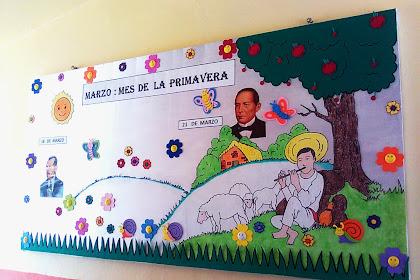 Disenos De Periodicos Murales Del Mes De Mayo