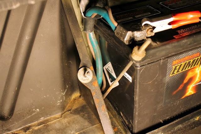 [GJFJ_338]  Brown Wire Fix / IAP Headlight Relay Kit Questions - | Wiring 1975 Fiat 124 Spider |  | FiatSpider.com