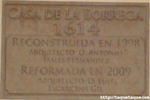 casa de la Borrega (1614), reconvertida en apartamentos turísticos en 2009, en Estepona (Málaga)