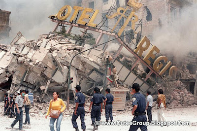 1985: Mexico (Mexico City). Richter scale: 8.1, Deaths: 10,000, Cost ($m): 4,000