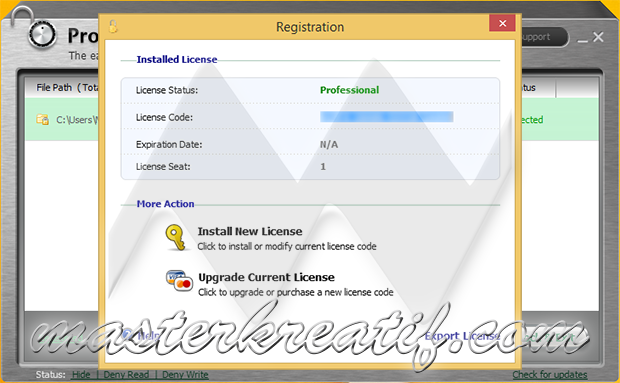 iobit protected folder 1.2 serial number