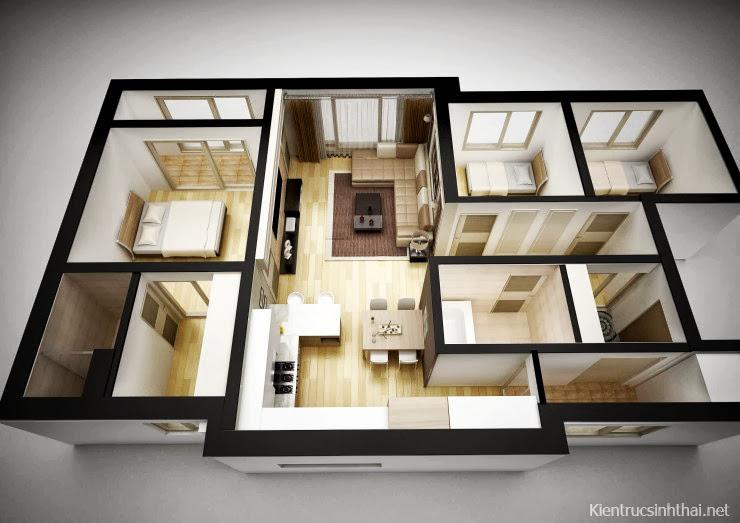 Thiết kế phòng khách cổ điển